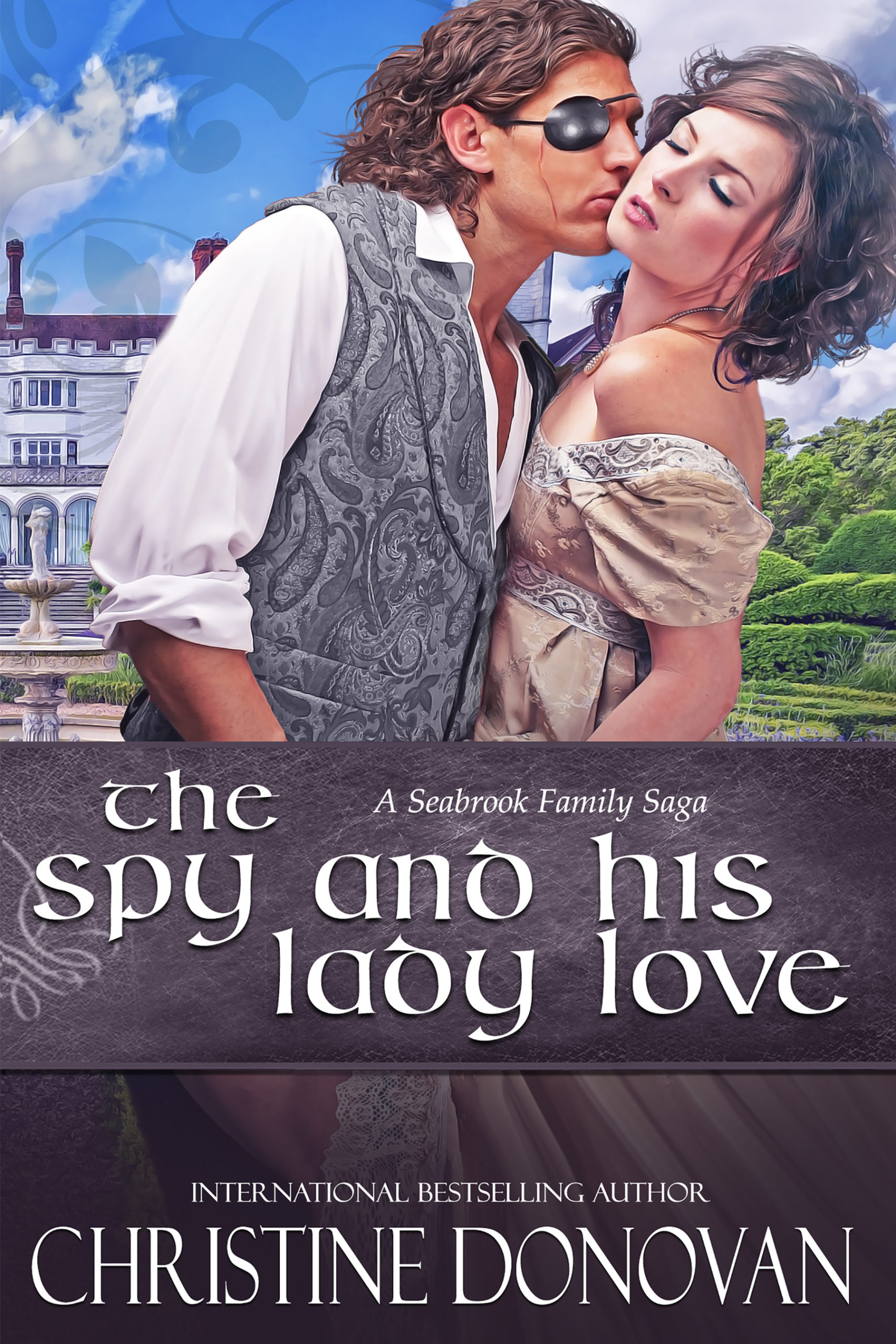 The Spy and His Lady Love high res
